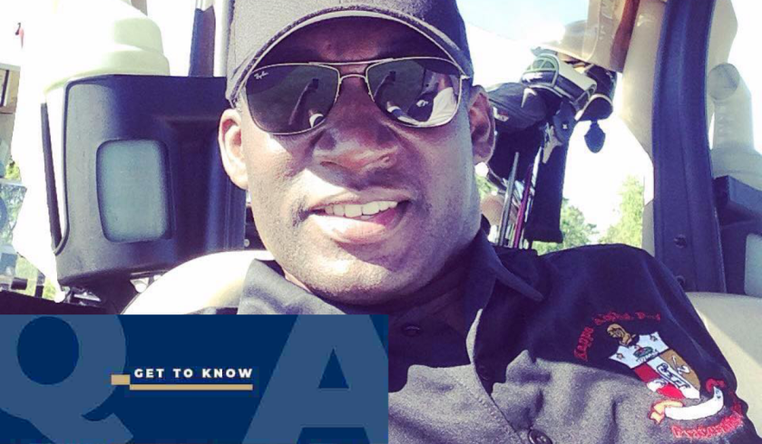 Ron Newsome: Get To Know