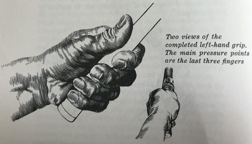 Ben Hogan's 5 Lessons: The Grip
