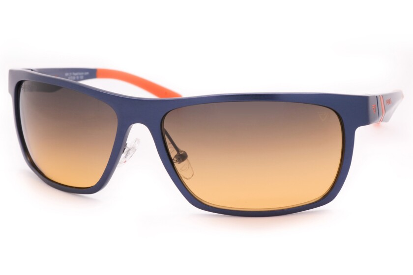 Peakvision AM1 model in royal navy and orange