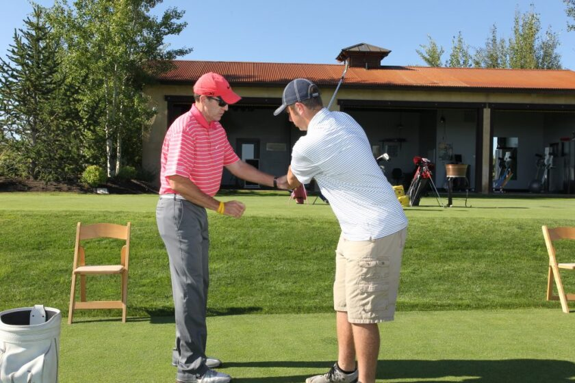 Troon's Global Director of Education and Coaching Tim Mahoney