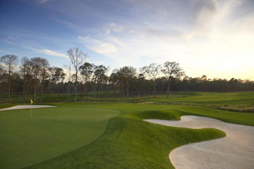 Golf Club of Houston (Tournament Course)