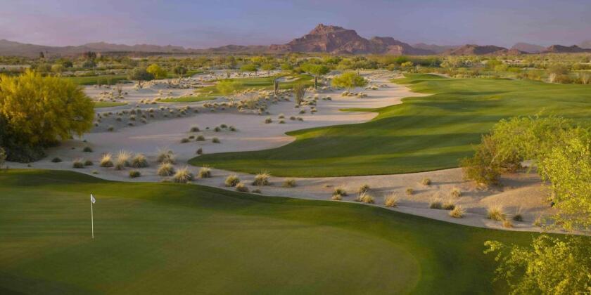 Longbow Golf Club in Mesa, Ariz.