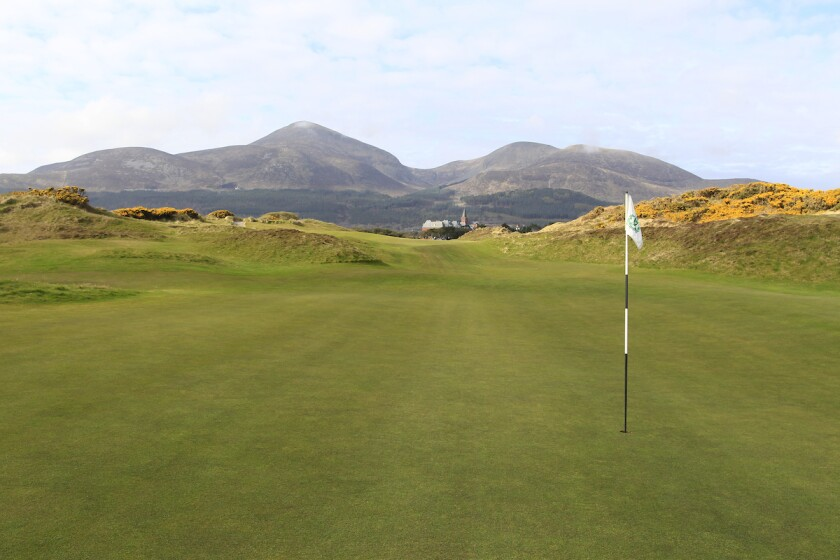 Royal County Down Northern Ireland