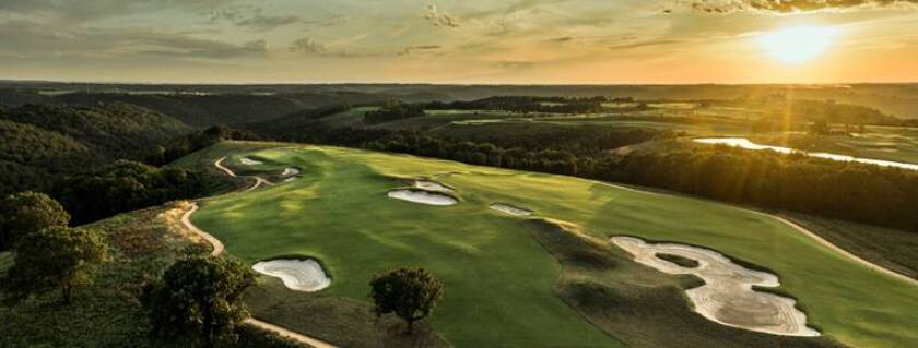 Big Cedar Lodge golf