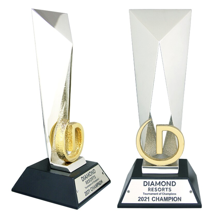 Malcolm DeMille — TOC Trophy