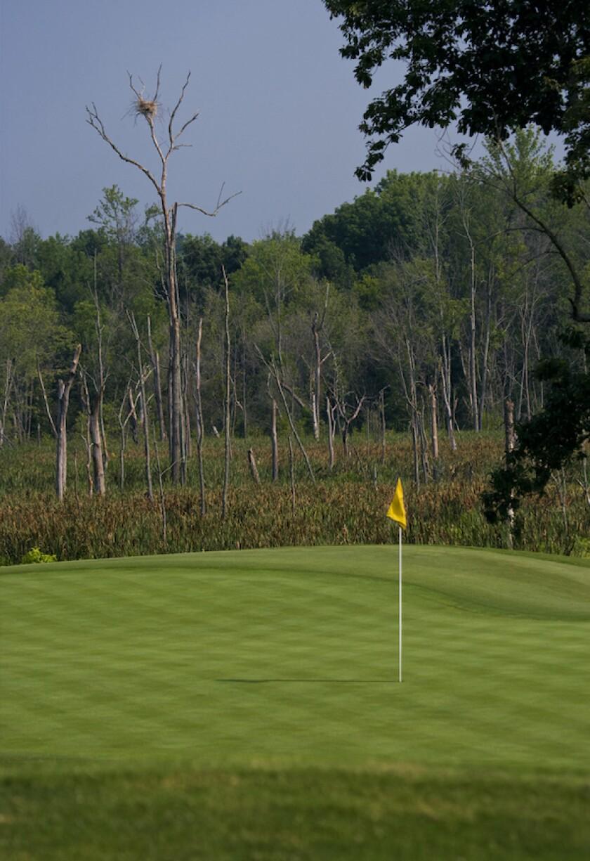 Rocky River Golf Club, Hole 15