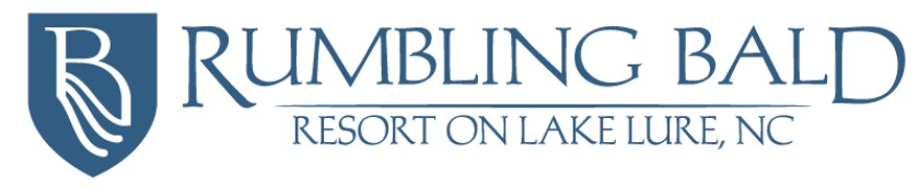 Rumbling Bald Resort logo