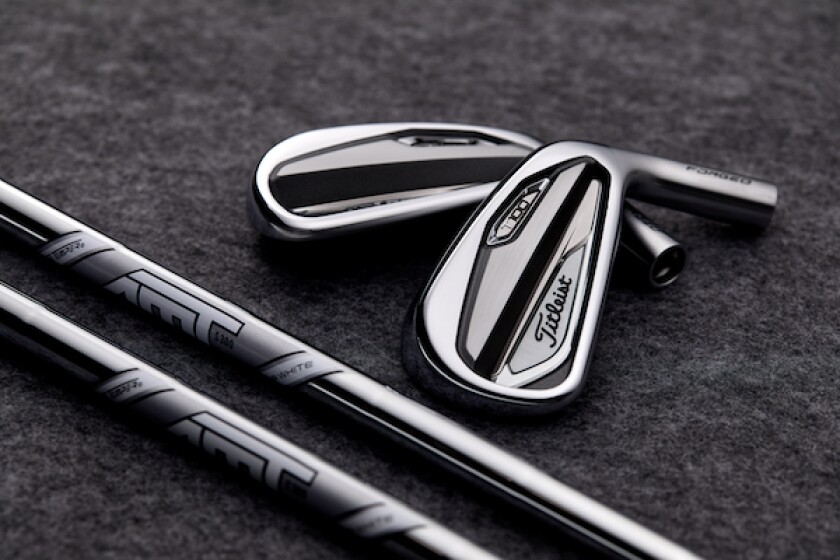 Titleist T-Series T100 irons