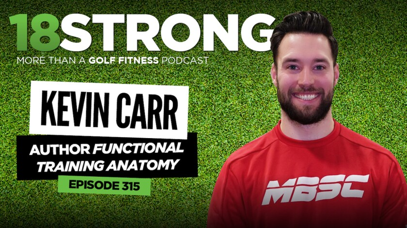 18Strong — EP315 — Kevin Carr