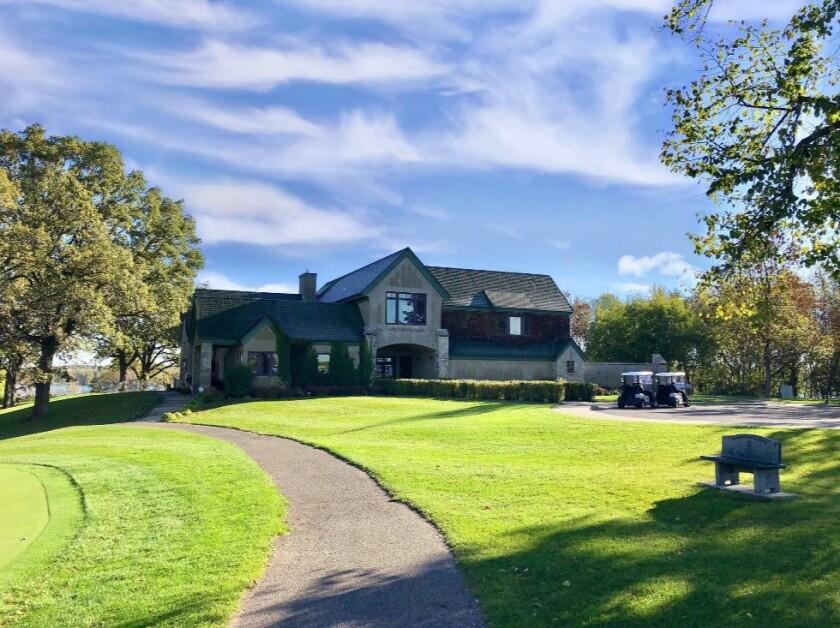 GreyStone Golf Club in Sauk Centre Minnesota
