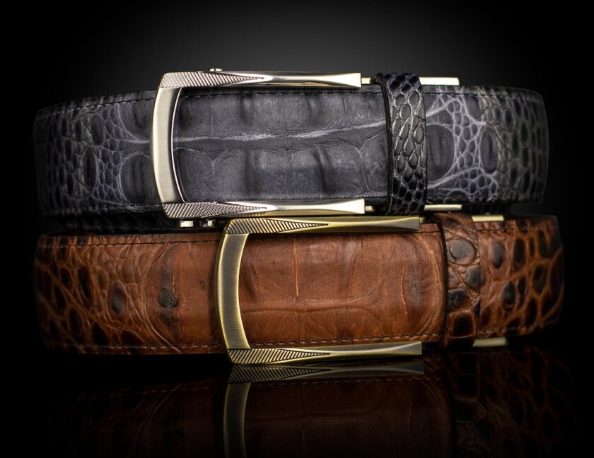 Rowland Thomas Chordata Collection belts