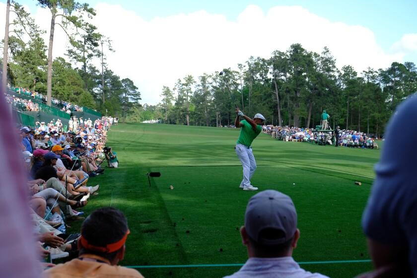 Augusta National Golf Club — Hole 14