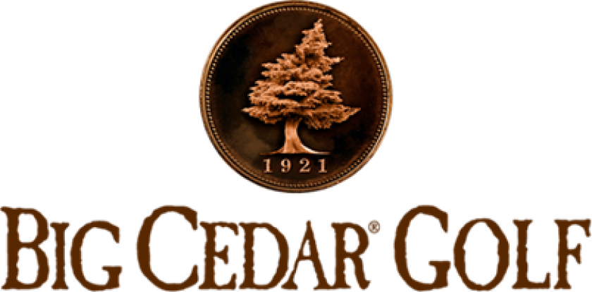 Big Cedar Golf logo