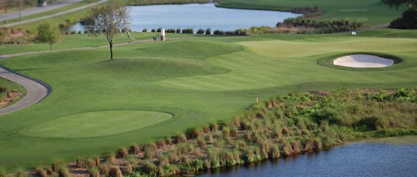 Celebration Golf Club, Hole 3