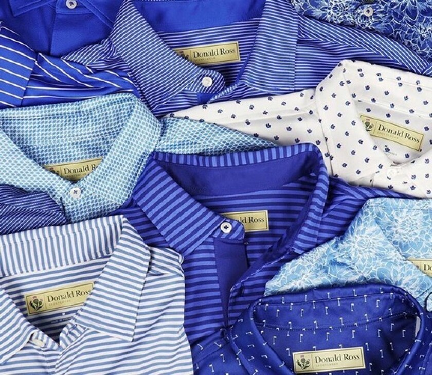 Donald Ross Sportswear — Fall Fashion 2020
