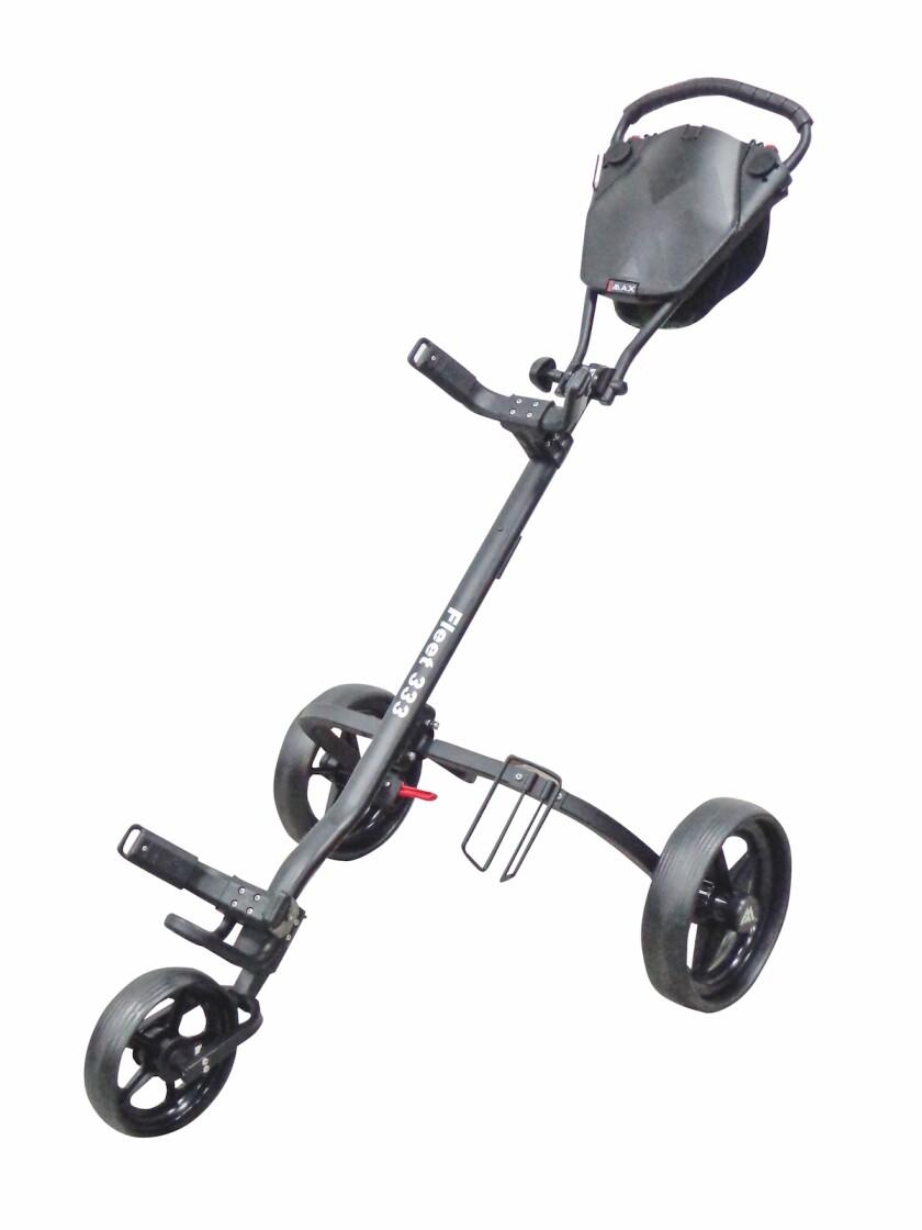 Big Max US Push Cart Model