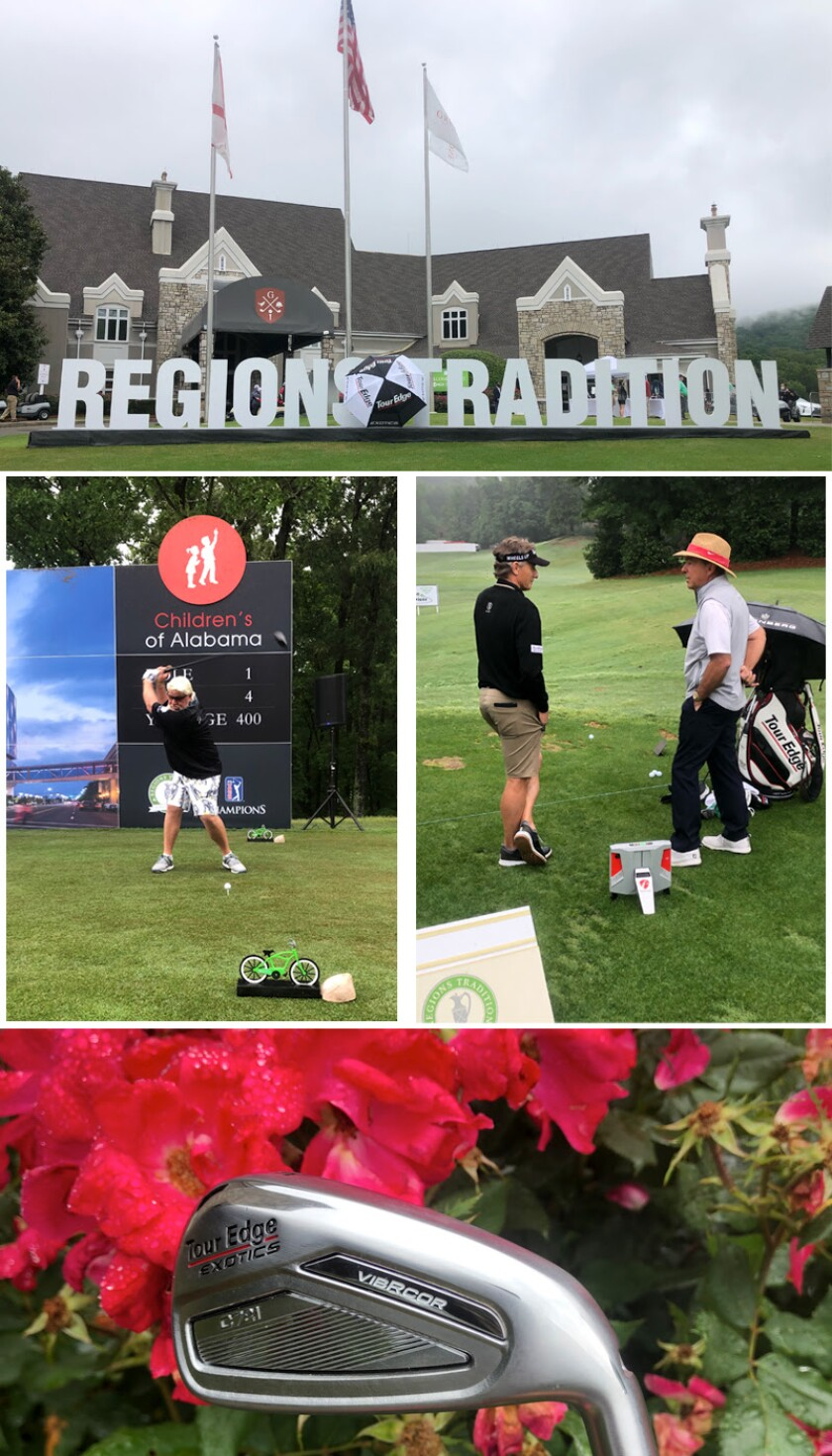 Regions Tradition Photo Collage