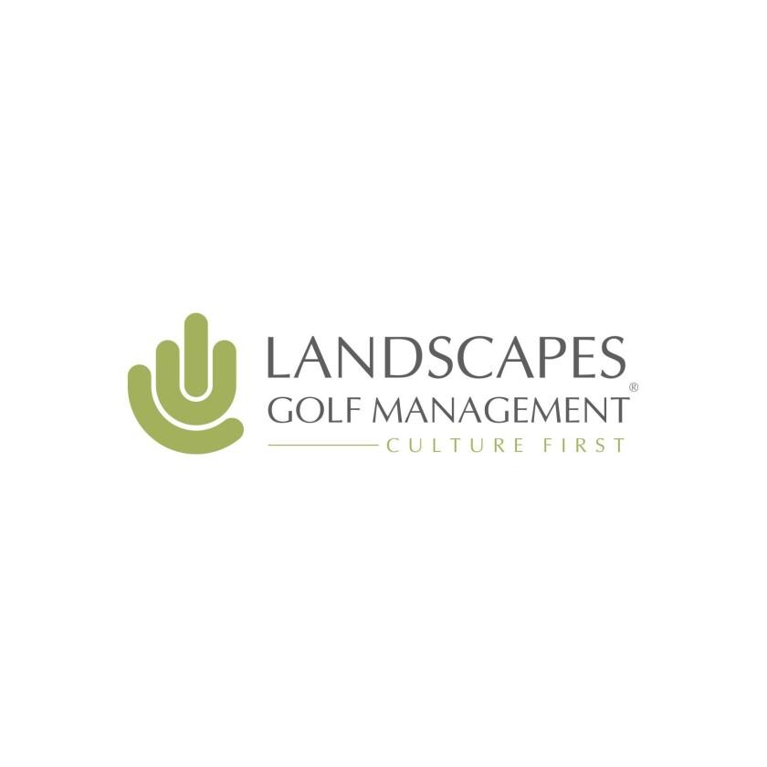 Landscapes Golf Management — Culture First Logo