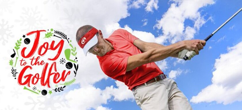 Golftec Holiday Banner