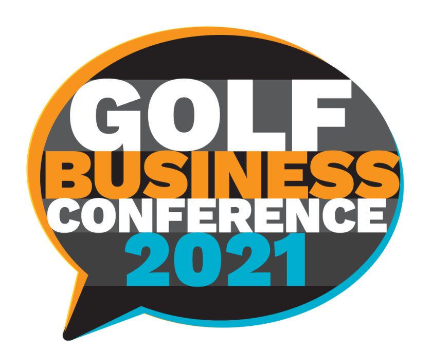 2021 Golf Business Conference logo