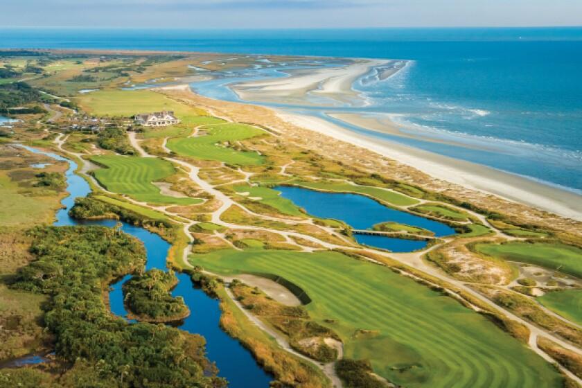 Kiawah Island Golf Resort -- Always Refining Its Game