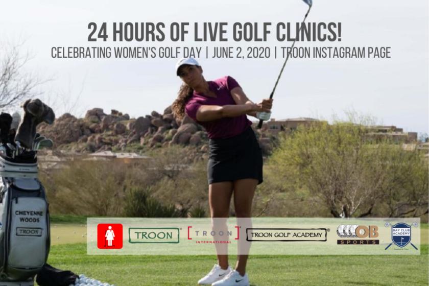 Troon Women's Golf Day