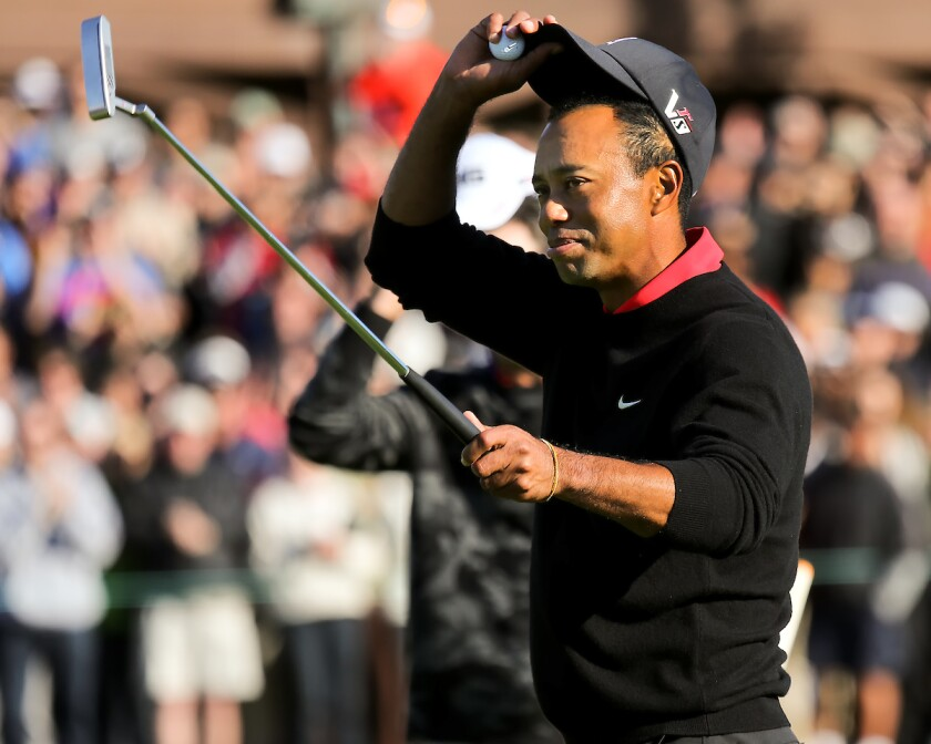 2013 The Farmers Insurance Open -Final Round