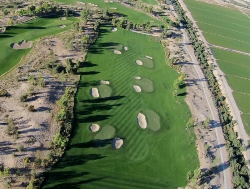 Ak-Chin Southern Dunes Golf Club, #MiniDunes