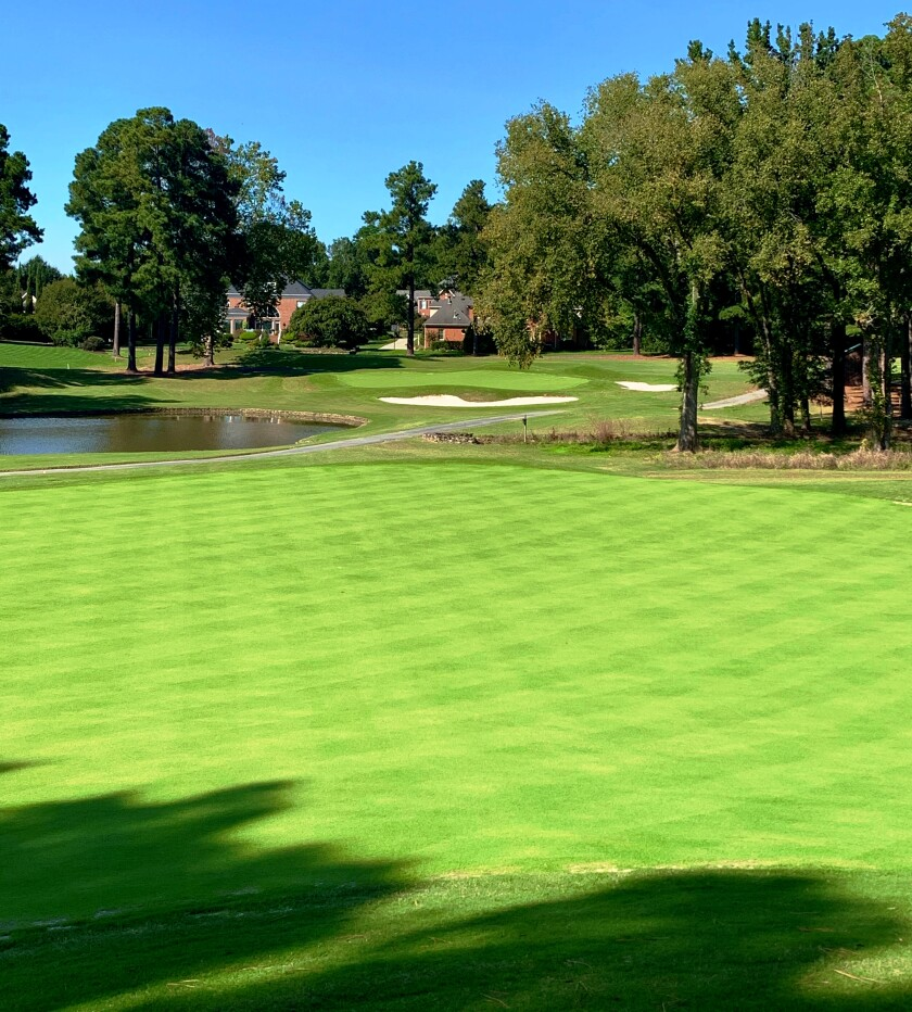 Alamance Country Club — Pure Eclipse