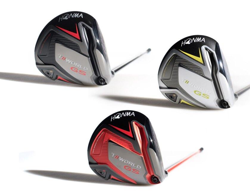 Honma Golf — GS [3]