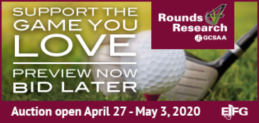 Rounds 4 Research auction logo