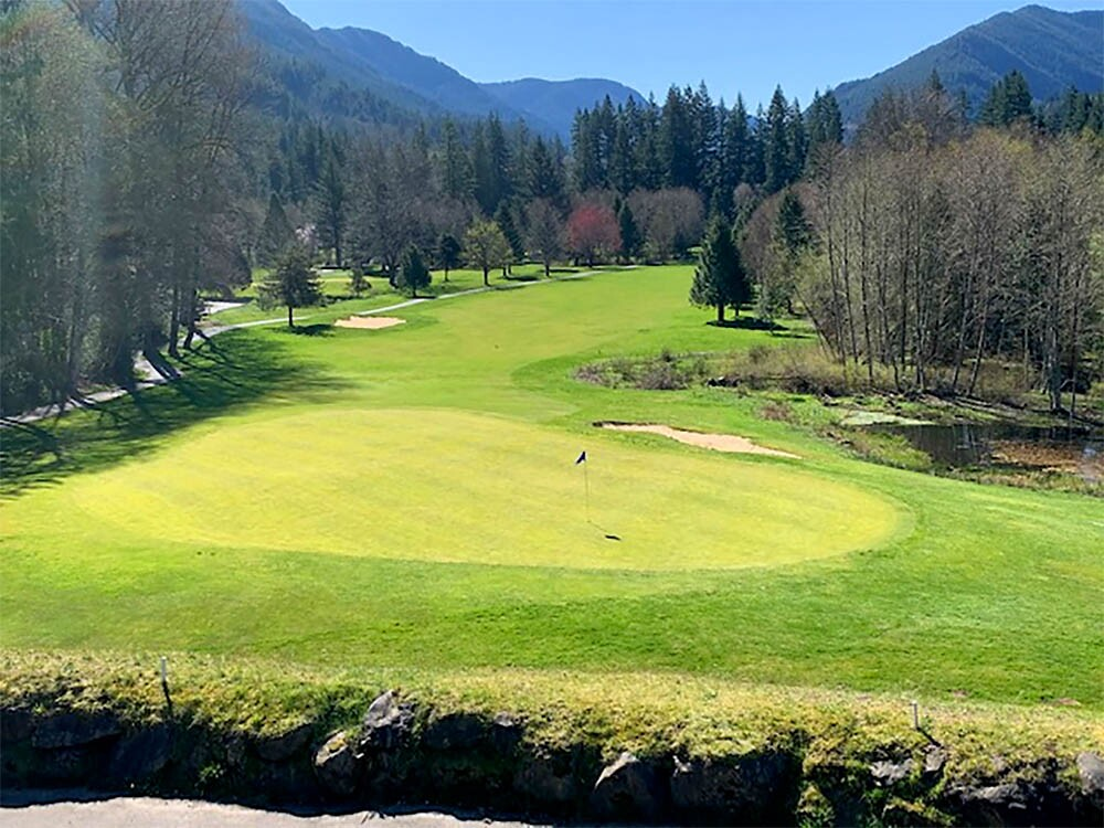 Mount Hood Golf Resort