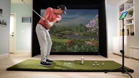 SkyTrak — Golf Course