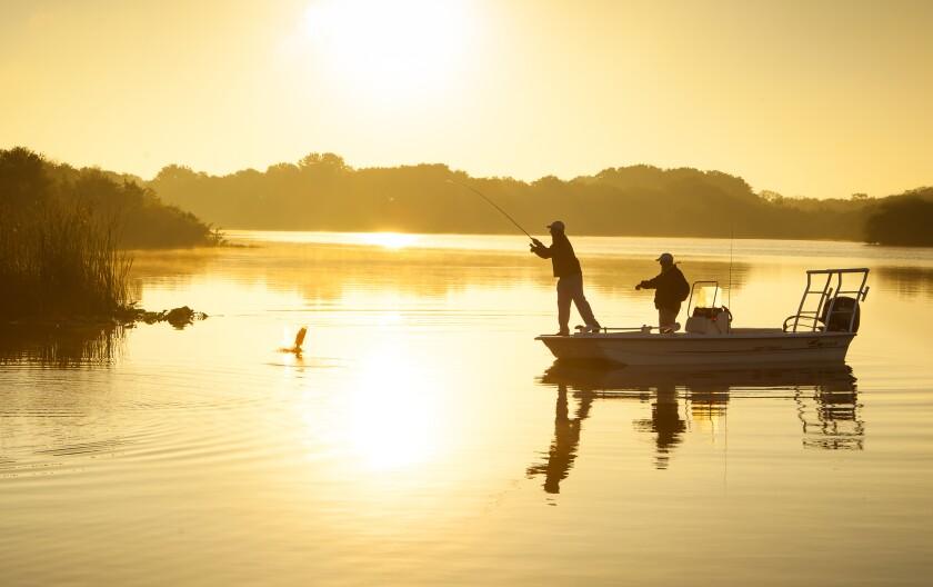 Streamsong Resort — Bass Fishing