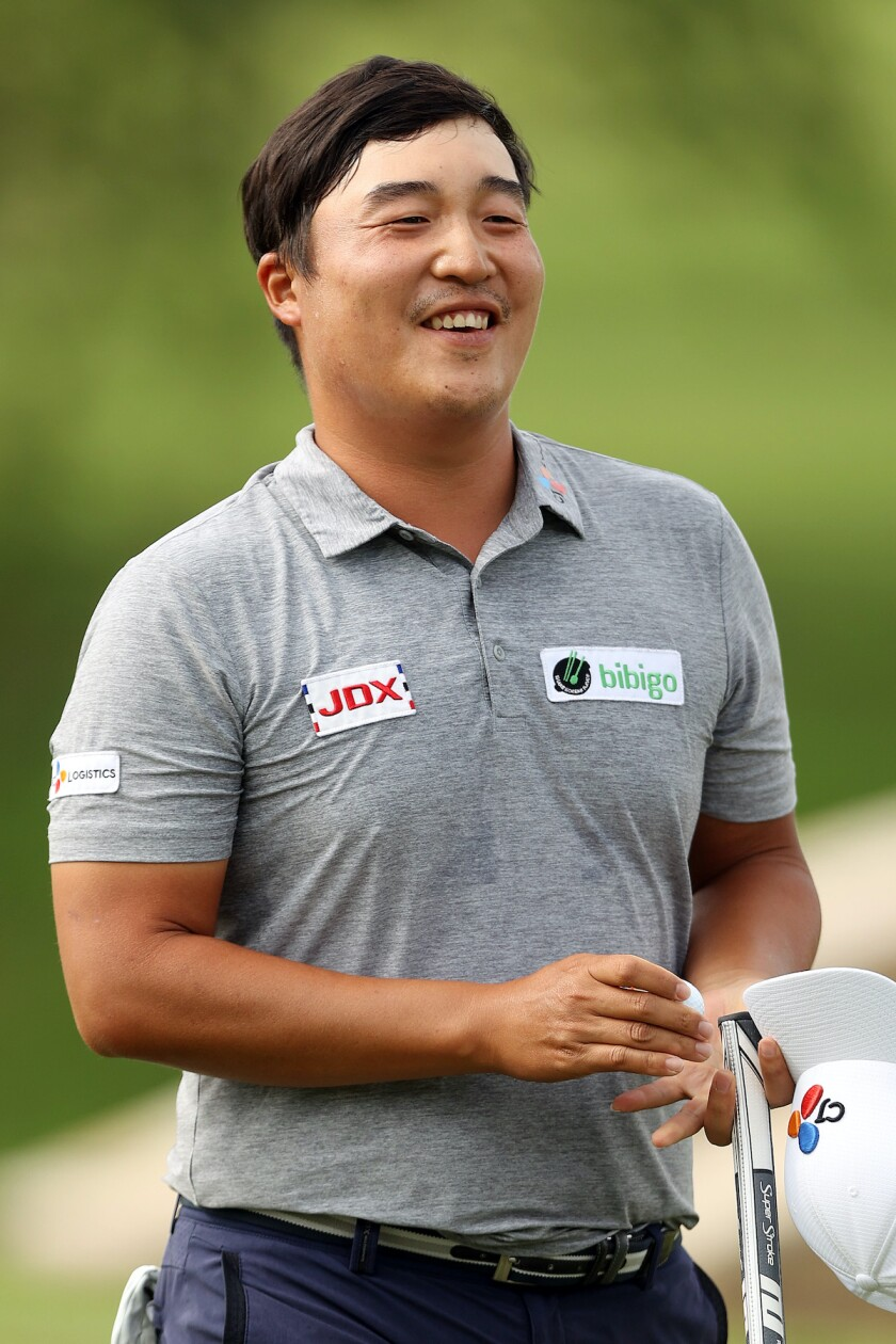 Kyoung-Hoon Lee wins 2021 AT&T Byron Nelson