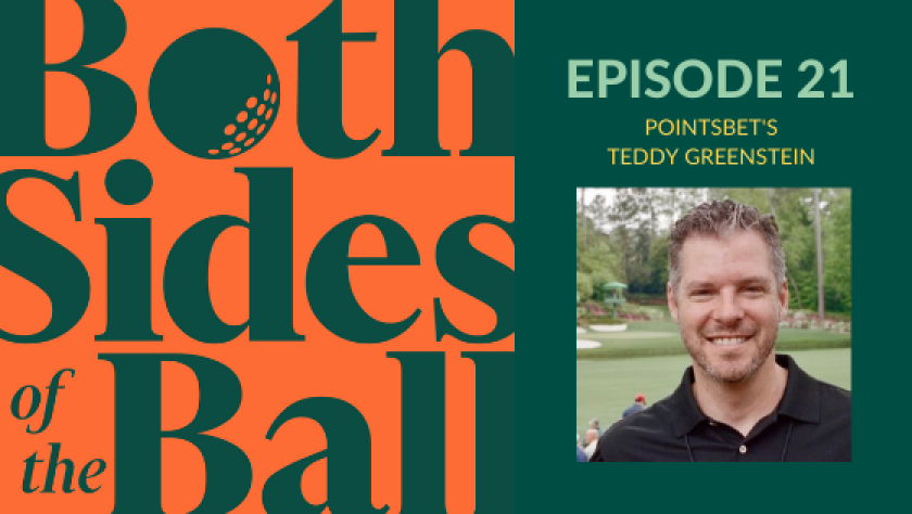 Both Sides Of The Ball — Teddy Greenstein