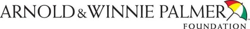 Arnold & Winnie Palmer Foundation logo