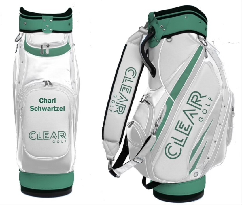 Orca Golf Bags Charl Schwartzel