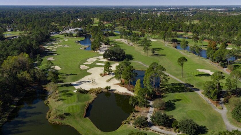 Myrtle Beach National Golf Club [King's North]