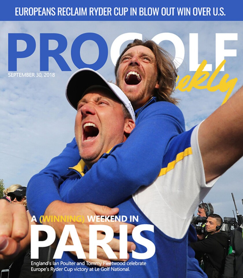 Pro Golf Weekly — Ryder Cup