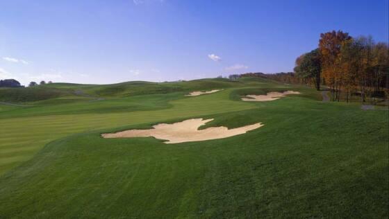 Ballyowen Golf Club — 13th Hole