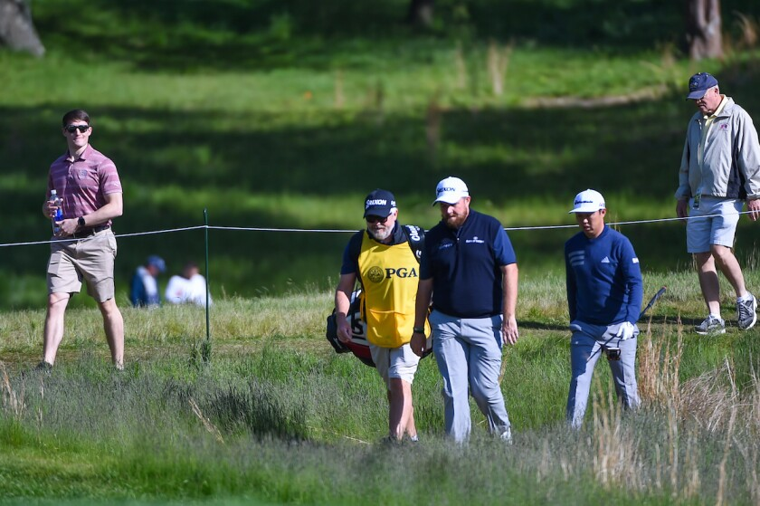 Shane Lowry , David Lipsky, PGA  Championship 2019