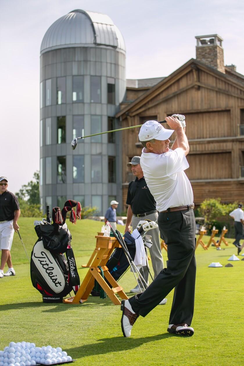 Jay Haas — Primland Golf Ambassador