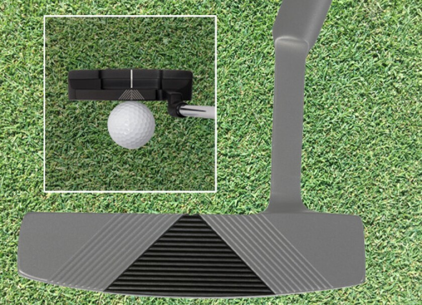 Pyramid Putter