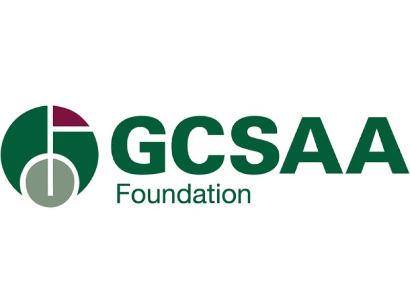GCSAA Foundation