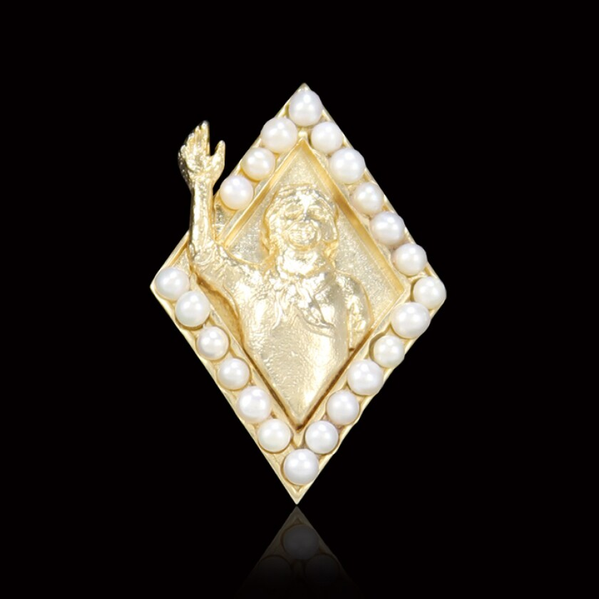 ANA Inspiration 50th Anniversary Pin