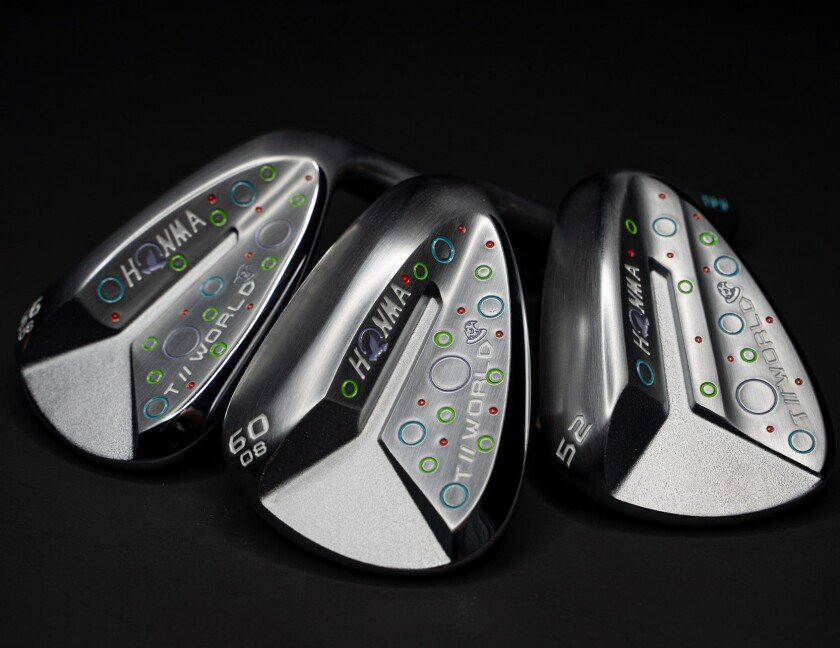 Honma Golf wedges