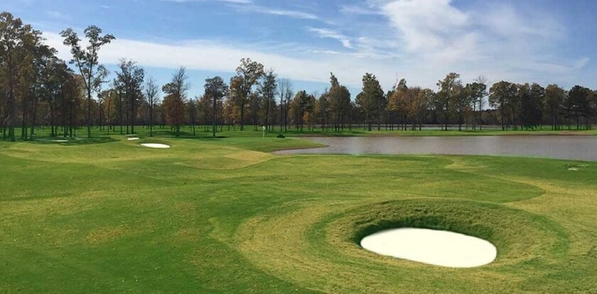 The Refuge Golf Course in Flowood, Miss.