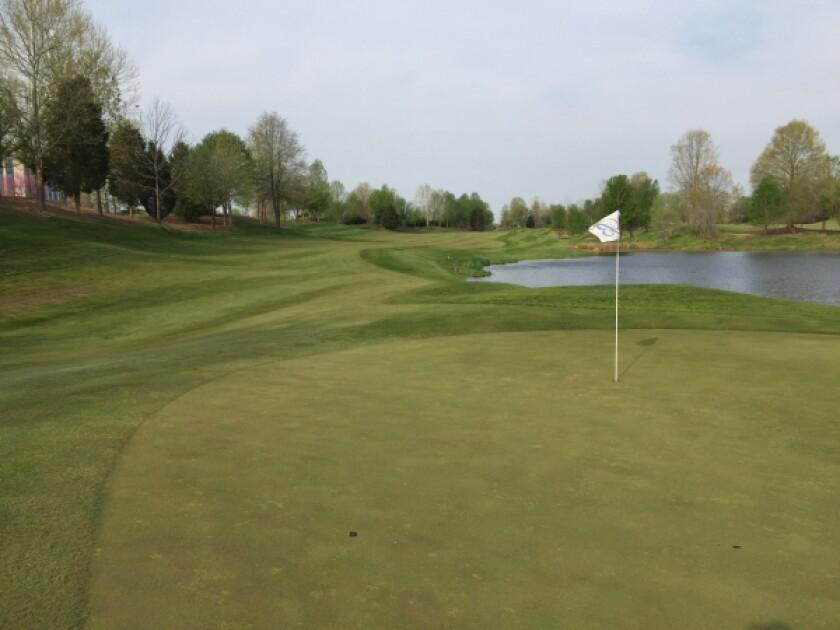 Belterra Golf Club, Hole No. 5
