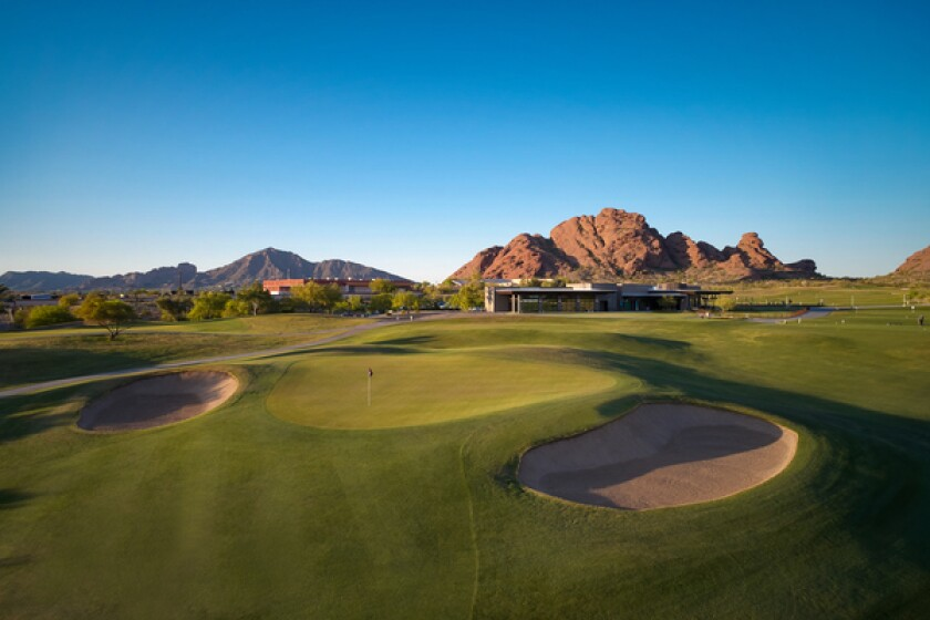 Papago Golf Club in Phoenix